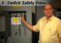 X-switch Safety Video